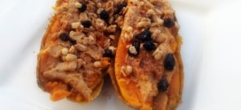 Sweet Potato-Peanut Butter Breakfast To Help Control Blood Sugar Level