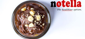 Notella – The Raw, Vegan, Sugar Free Answer to Nutella