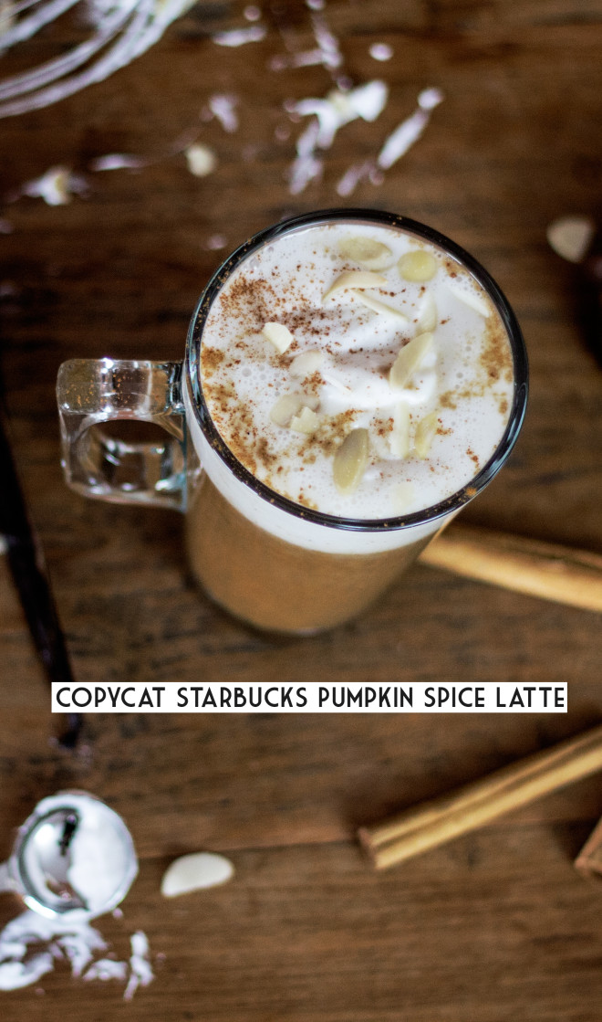 how to order a pumpkin spice latte at starbucks