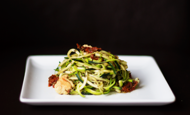 Zucchini Noodles Low Carb Recipes
